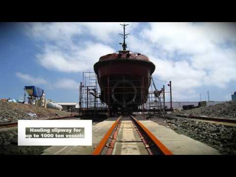 Shipyard in Baja California, Mexico | Repair, Maintenance and Shipbuilding.