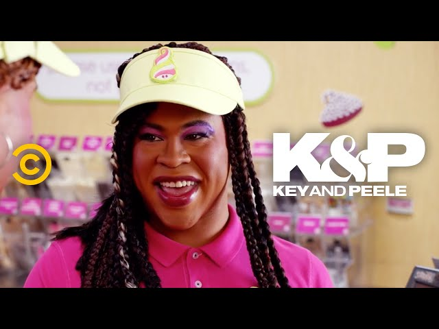 The Perks of Working at a Froyo Shop - Key & Peele