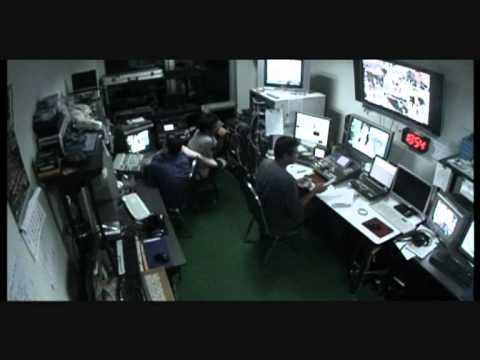 Behide the Scene : Master Control Room FETV 2007