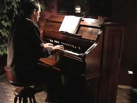 Es Ist Ein Ros - Micheal Praetorius (setting) - Berlin Reed Organ