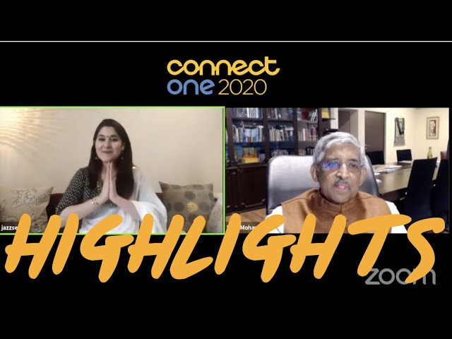 CONNECT ONE HIGHLIGHTS