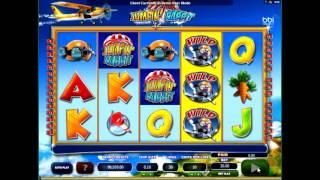 Игровой слот  Прыгающий заяц (jumpin rabit)- обзор характеристик от  casinoavtomaty.com(, 2016-02-26T18:24:37.000Z)
