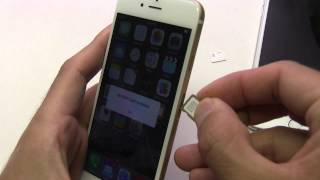 T-Mobile iPhone 6 Unlocked Out of the Box