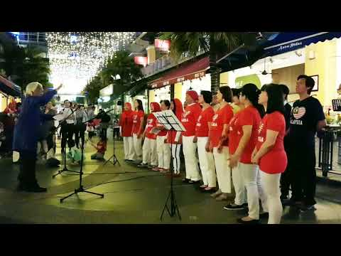 Setia AP Choir  Group 2018