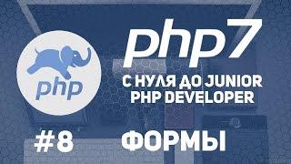 Уроки PHP 7 | Как работать с формами. Методы GET и POST. В чем их отличие.