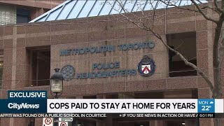 A Toronto cop who has been suspended for the last 12 years has been...