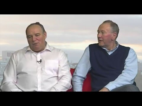 Sheffield Live TV Mel Sterland & Steve Ellis (March '15) Part 1 #swfc