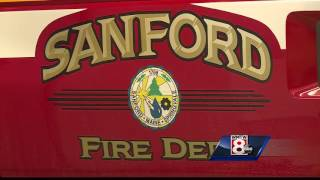 Sanford residents express concern over buried hydrants