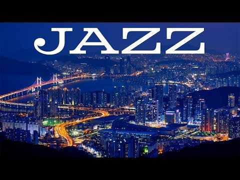 Night Lights JAZZ - Luxary JAZZ for Great Evening - Chill Out Music