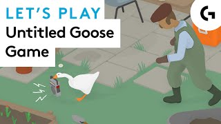IN A FLAP - Untitled Goose Game let's play