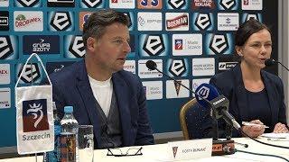 Pogoń Szczecin - Legia Warszawa 2:1 (1:0) 9.11.2018 (KONFERENCJA)