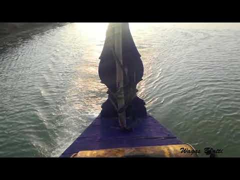 Indus River local boat tour