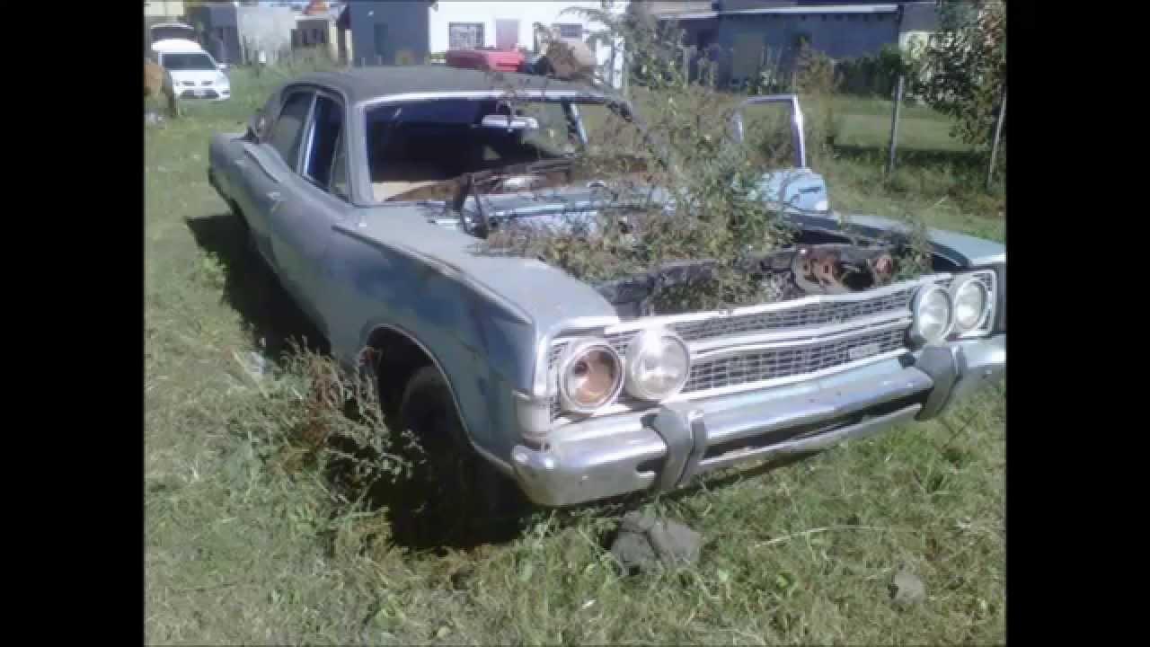 Autos Abandonados En Argentina Youtube