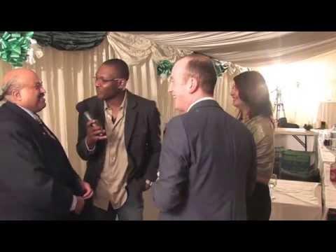 Ambassador Yusuf Powl Celebrate with Nigerians in Ireland
