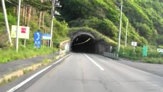 国道278号 函館市日ノ浜町~鹿部町~森町