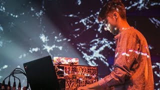 JAMES HOLDEN live in Budapest