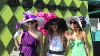 A Day at the Del Mar Horse Races with BCBGeneration Thumbnail