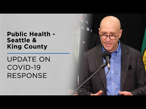 Public Health Update With Dr. Jeff Duchin