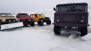 Шишига Наказала Всех, Но Потом Приехал Он ...  Offroad Gaz66, Niva, Jeep