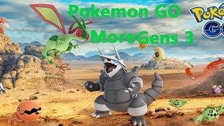 Pier 39   Pokemon Go  & more Gens 3 replay