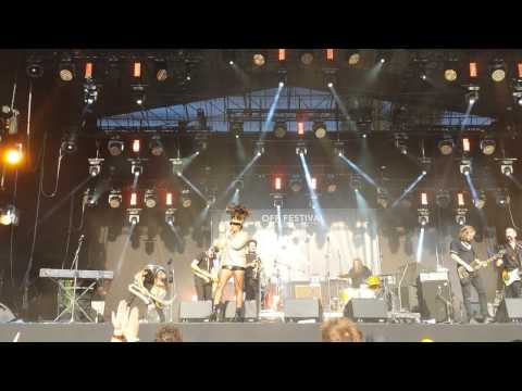 King Khan & the Shrines - Thorn in Her Pride live @ OFF Festival 2015 mp3
