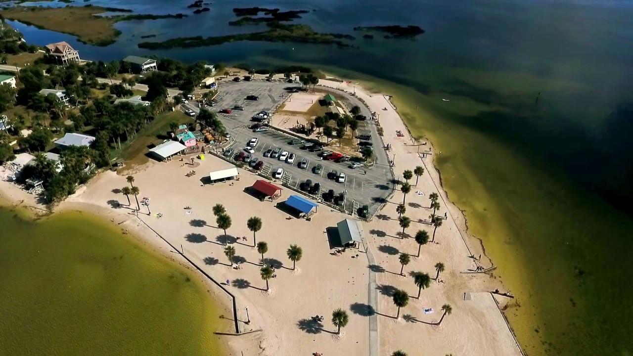 Pine Island Beach Weeki Wachee Florida