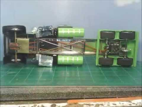 Slot Car Drag Racing Videos