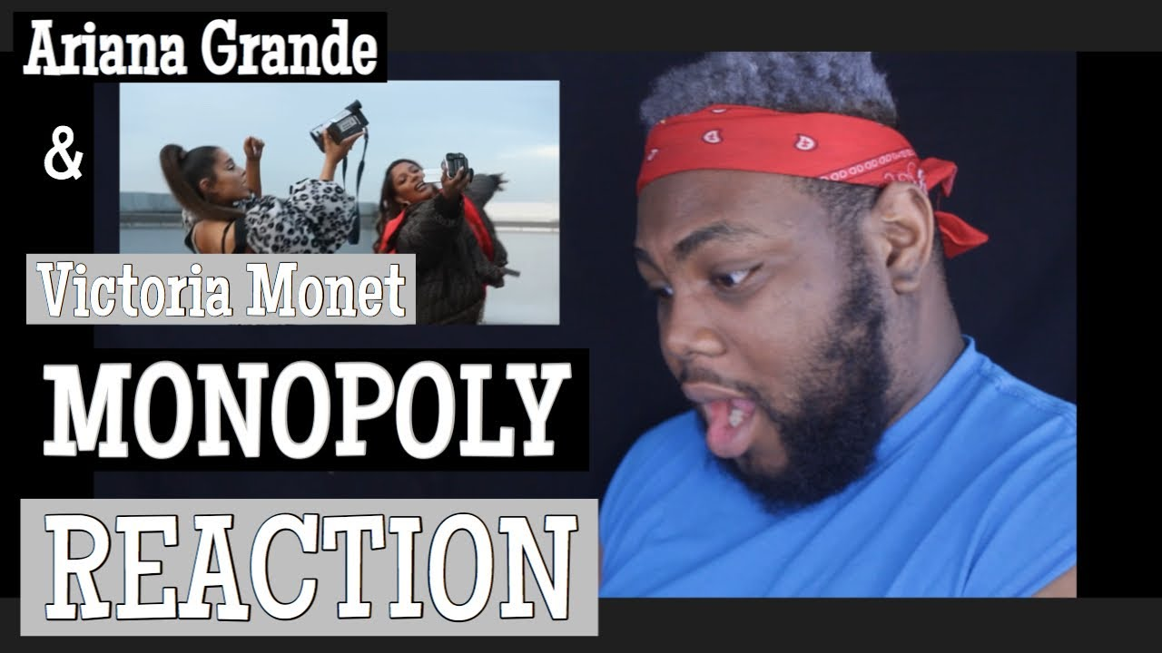 Ariana Grande And Victoria Monet Monopoly Reaction