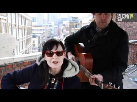 STEPHANIE FINCH feat CHUCK PROPHET - CRY TOMORROW (BalconyTV)