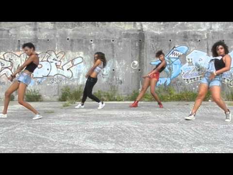Want dem all Sean paul ft Konshens - Choreography by Esmey (Team CRS)