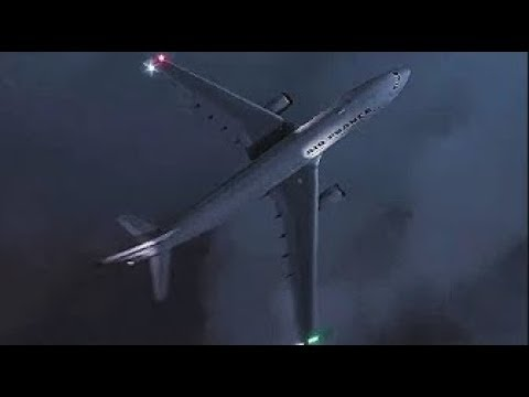 Pilot vs Plane - Air France Flight 447 - P3D