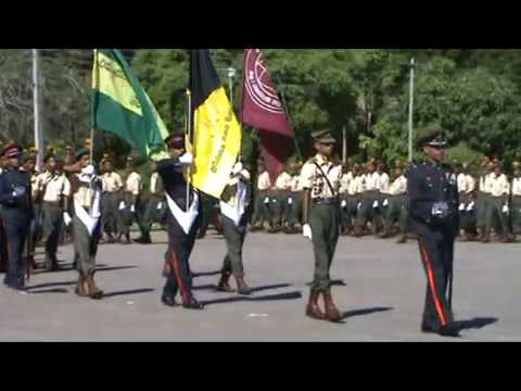 7 Ncc Parade Video 2010