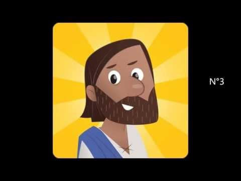 Descargar La Biblia para niños en formato Apk Android /// La Mejor ///  Juegos cristianos