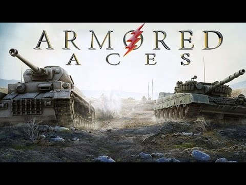 Armored Aces - аналог World of Tanks на Android(Review)