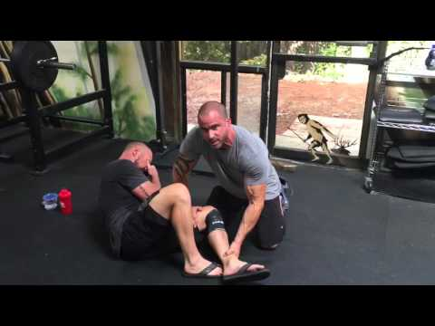 Knee Pain and LCL MCL repair with UFC fighter Brandon Harder | Trevor Bachmeyer | SmashweRx