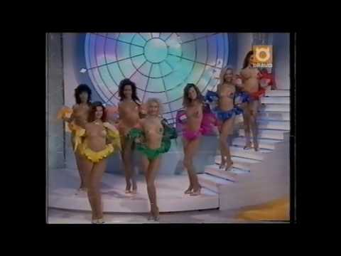 Italian Stripping Housewives - TV Game Show