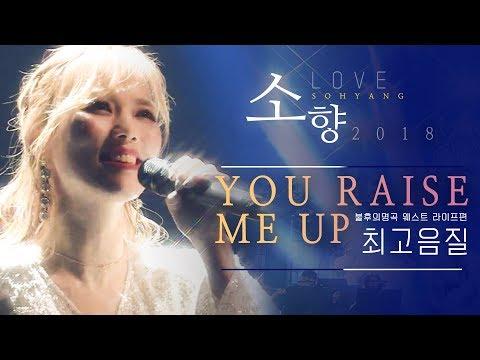 [HQ최고음질] 소향(Sohyang)- You Raise Me Up (불후의명곡 '웨스트라이프' 편)