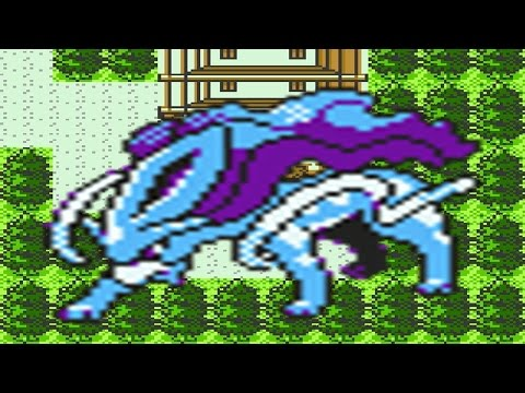 How to find Suicune in Pokemon Crystal