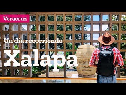 Un día en Xalapa, capital de Veracruz