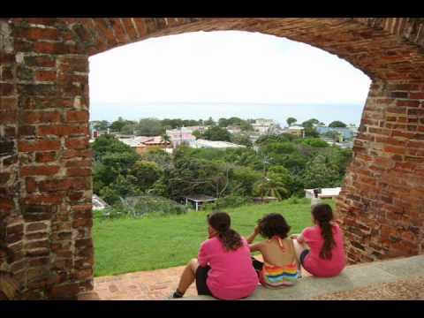 Sarkar Family, USA Travel Puerto Rico Vieques Island Museum