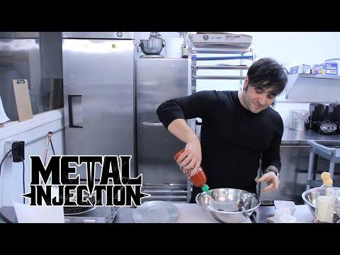 Taste of Metal - Ken Susi Of UNEARTH Makes Steak Salad! | Metal Injection
