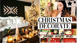 Baixar CHRISTMAS 2019 SHOP AND DECORATE WITH ME // CHRISTMAS HOME TOUR