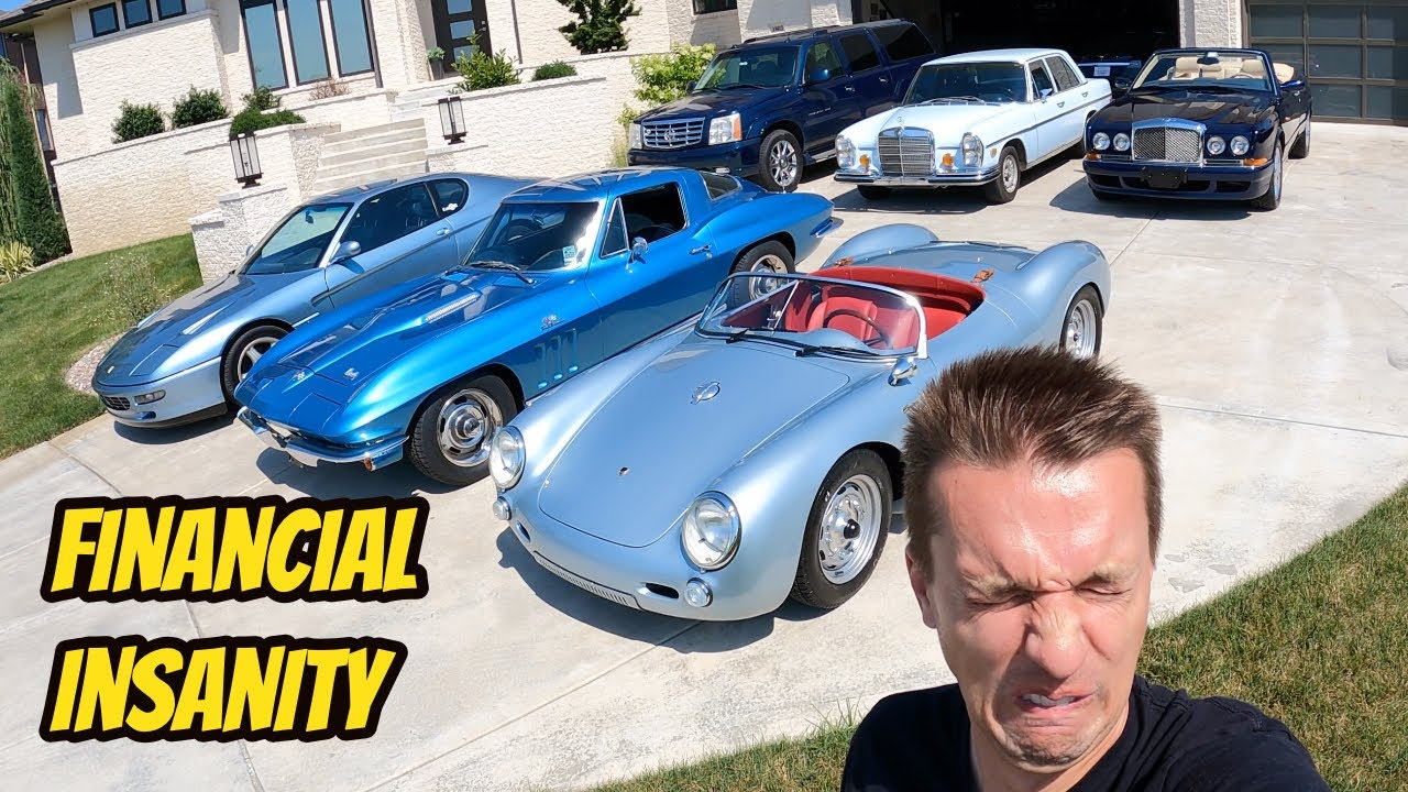 Download The INSANE COSTS of owning a Hooptie Fleet ($100k expenses in one month?)