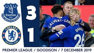 UNFORGETTABLE... BIG DUNC LEADS BLUES TO VICTORY! | HIGHLIGHTS: EVERTON 3-1 CHELSEA
