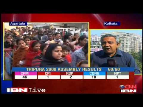 CPI(M) eyes fourth straight win as voting begins in Tripura