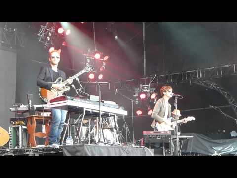 Absynthe Minded - How Short A Time @ Ronquières Festival 29-07-2012.MTS