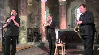 John Butcher, Xavier Charles, Axel Dörner - Festival Le Bruit de la Musique - 20/08/2015