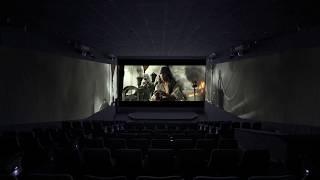 日本初となる3面(正面+左右側面)映画上映システム「ScreenX」(スク...