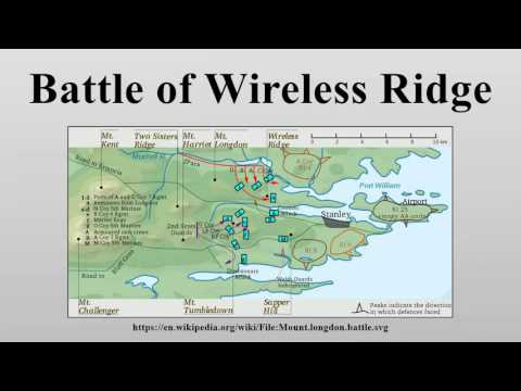 Battle of Wireless Ridge