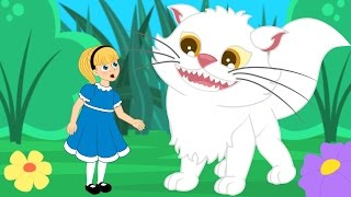 Alice's Adventures in Wonderland bedtime story for children | Alice in Wonderland songs for Kids